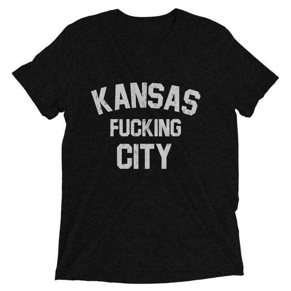 Commandeer Brand XS Kansas F*cking City Tee