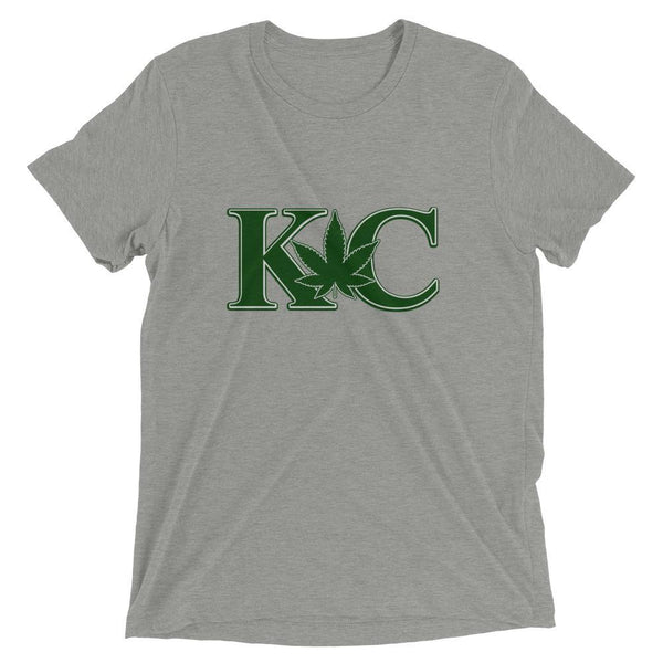 Commandeer Brand XS KC Leaf Tee