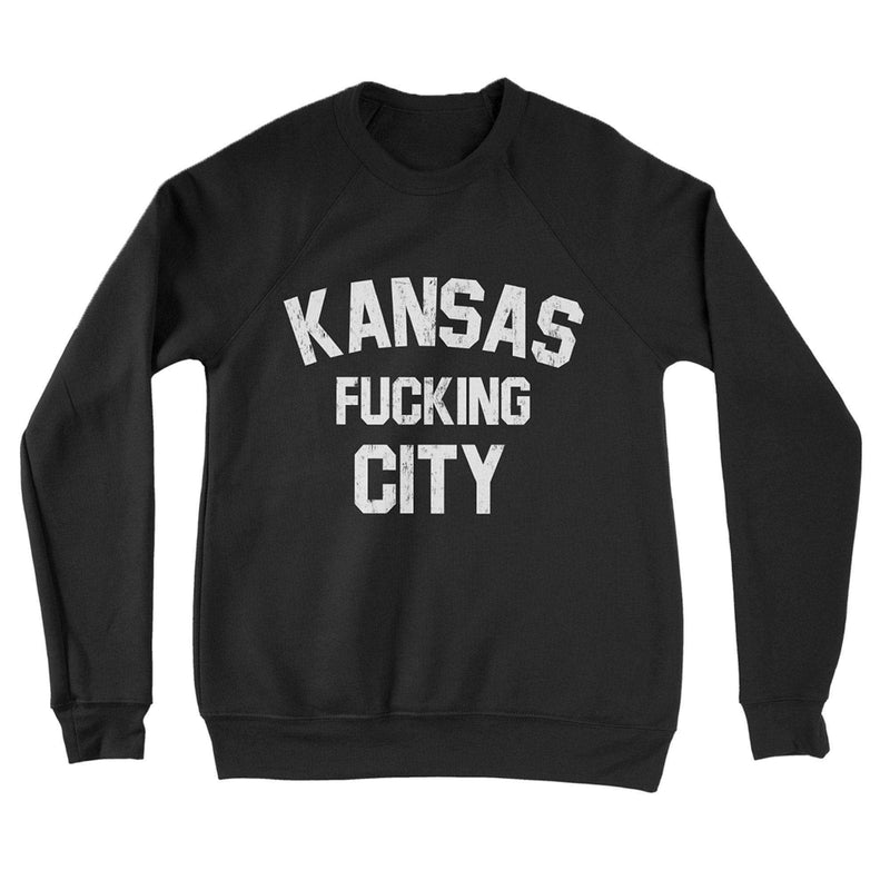 Kansas F*cking City Sweatshirt