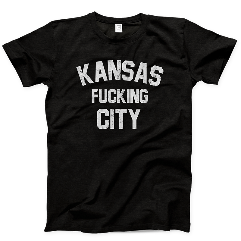 Commandeer Clothing Kansas F*cking City Tee