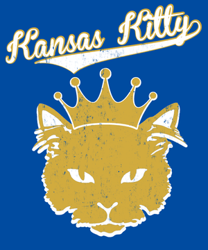 Commandeer Clothing Kansas Kitty Women's Racerback Tank (KC Pet Project)