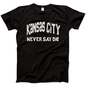 Commandeer Clothing KC Never Say Die Tee