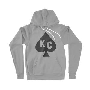Commandeer Clothing KC Spade Hooded Sweatshirt
