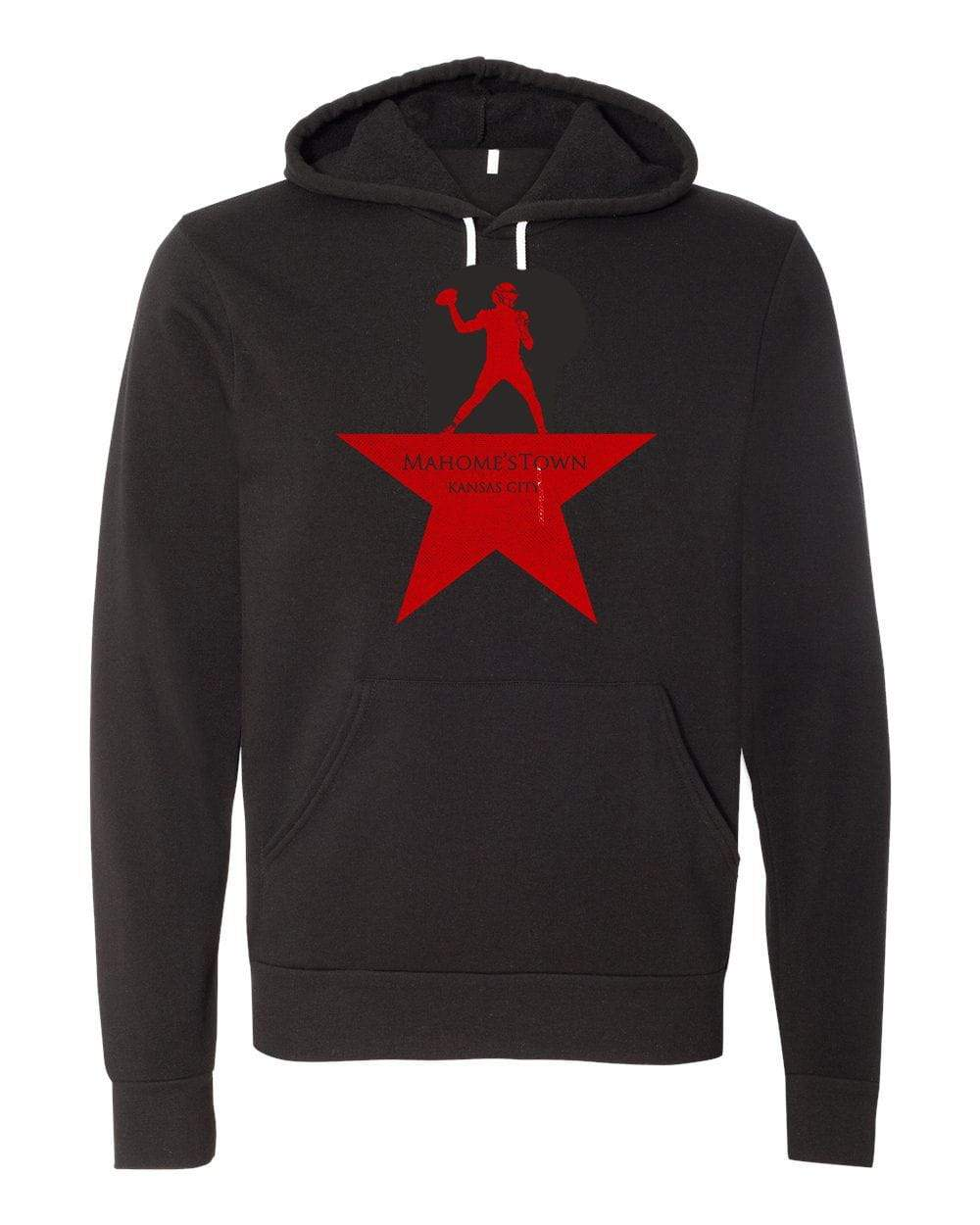 Commandeer Clothing Mahomes Town Pullover Hoodie