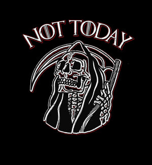 Commandeer Clothing Not Today Tee