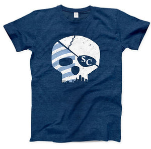 Commandeer Clothing Sporting Skull Tee