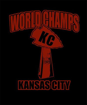 Commandeer Clothing World Champs KC Tee