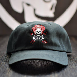 Commandeer Headwear Crossed Arrows Dad Hat