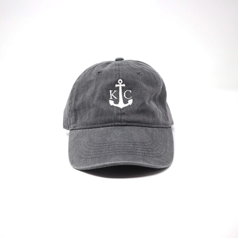KC Boat Hat - Weathered Black