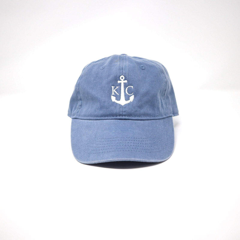 KC Boat Hat - Weathered Blue