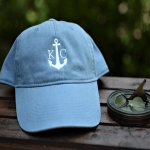 Commandeer Headwear KC Boat Hat - Weathered Blue