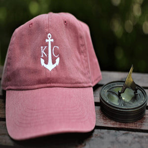 Commandeer Headwear KC Boat Hat - Weathered Red