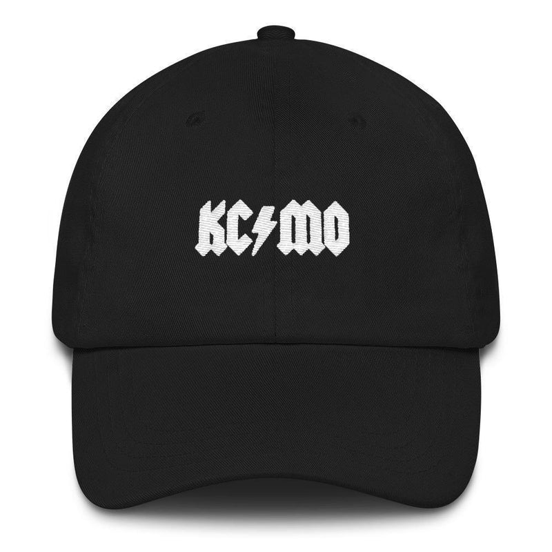 "KC/MO Adjustable ""Dad Hat"""