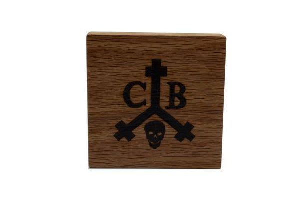 CommandeerBrand Accessories Commandeer Brand Logo Coaster