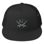 KC Crossed Swords Trucker Hat
