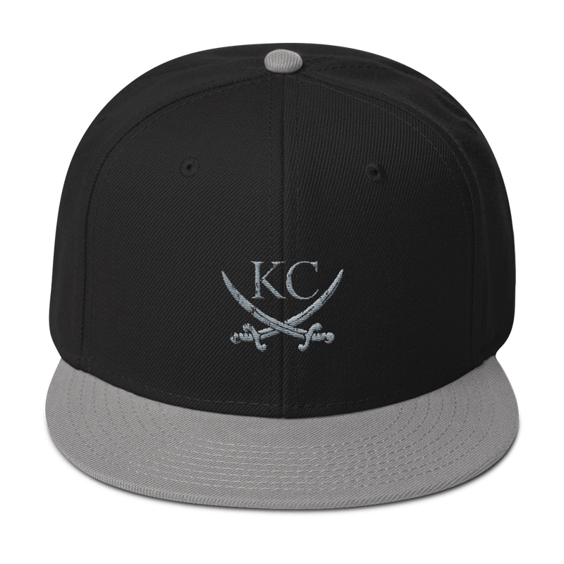 KC Crossed Swords Snapback