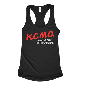 CommandeerBrand KC Original Women's Racerback Tank