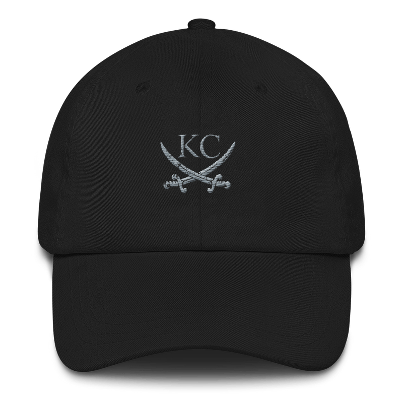 "KC Crossed Swords ""Dad Hat"""