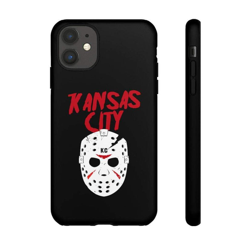 Printify Phone Case iPhone 11 / Matte Killer City Phone Case
