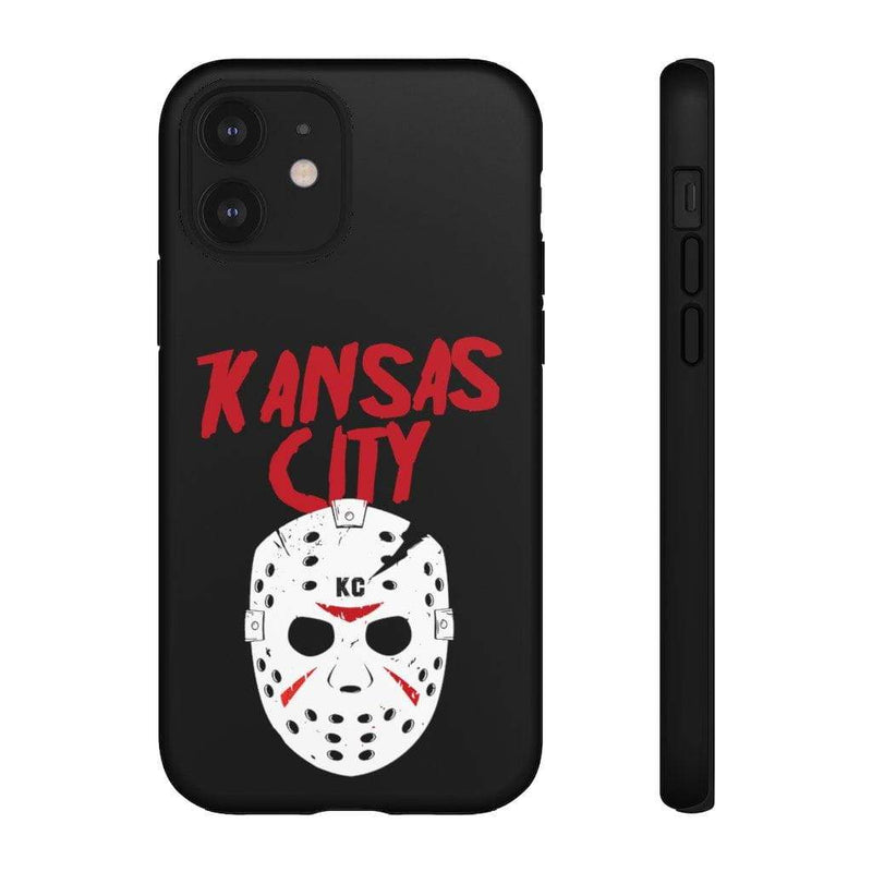 Printify Phone Case iPhone 12 / Matte Killer City Phone Case