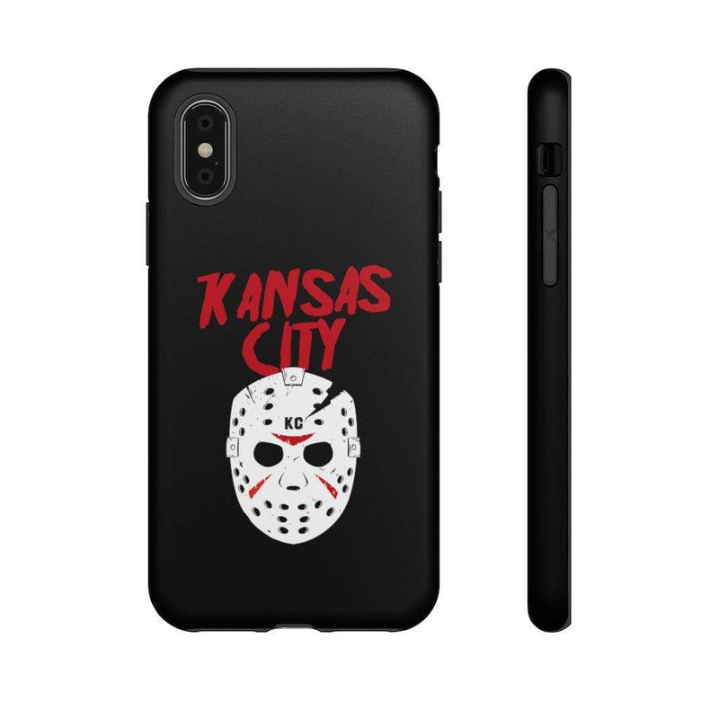 Printify Phone Case iPhone X / Matte Killer City Phone Case