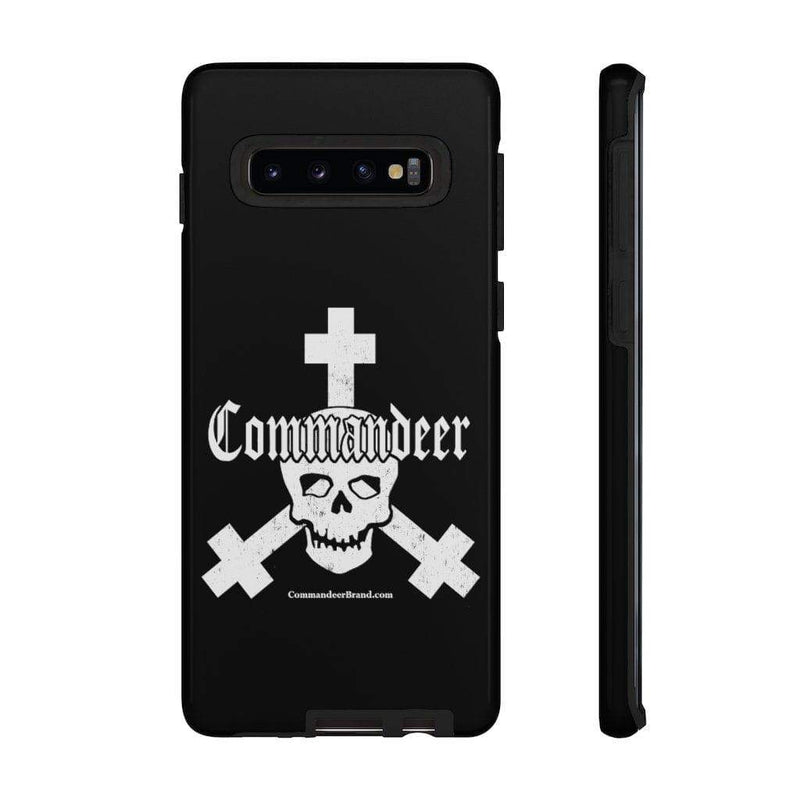 Printify Phone Case Samsung Galaxy S10 / Glossy Commandeer Brand Logo Phone Case