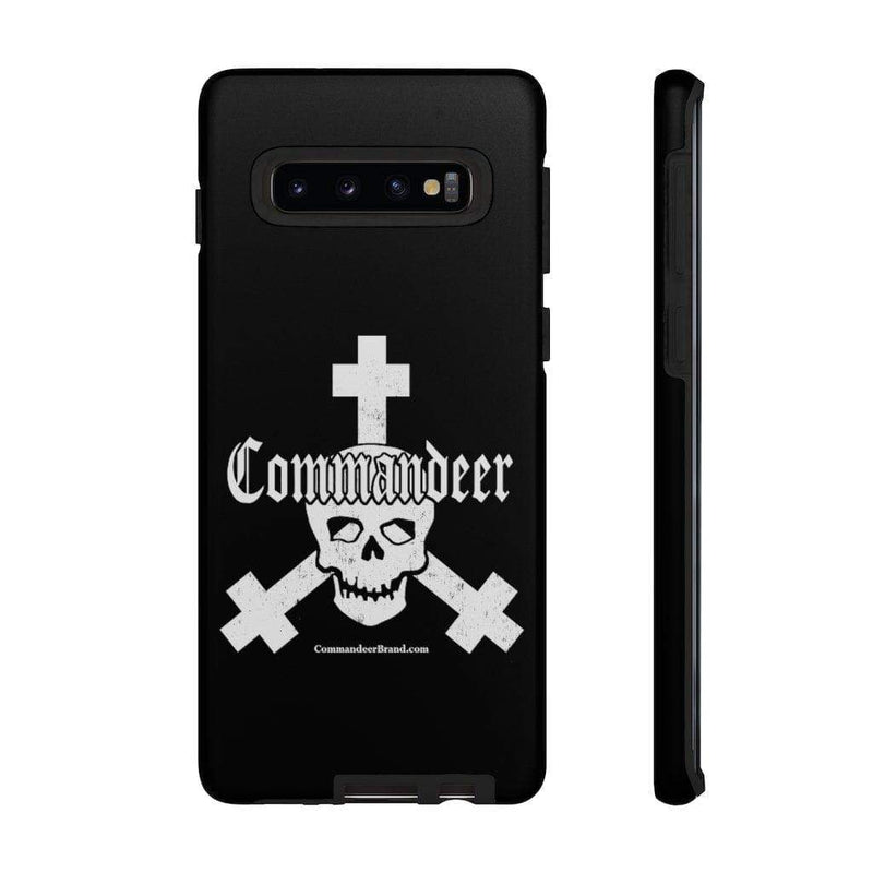 Printify Phone Case Samsung Galaxy S10 / Matte Commandeer Brand Logo Phone Case