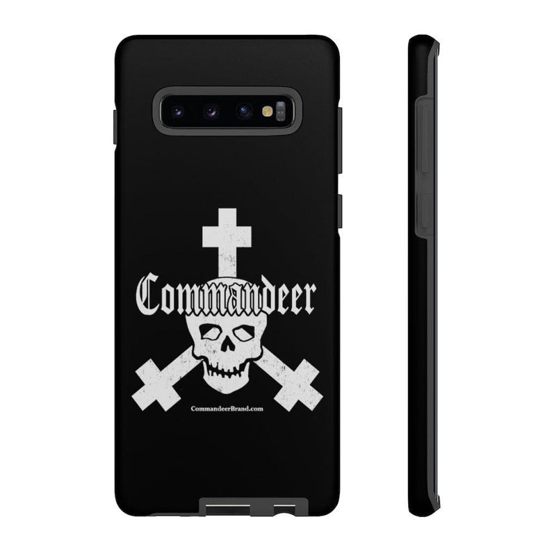 Printify Phone Case Samsung Galaxy S10 Plus / Matte Commandeer Brand Logo Phone Case