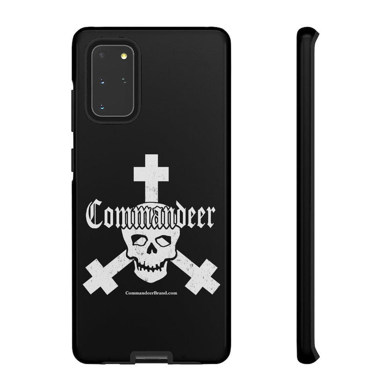 Printify Phone Case Samsung Galaxy S20+ / Glossy Commandeer Brand Logo Phone Case