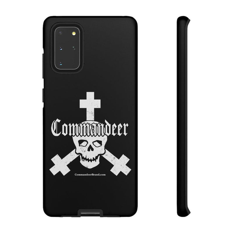 Printify Phone Case Samsung Galaxy S20+ / Matte Commandeer Brand Logo Phone Case