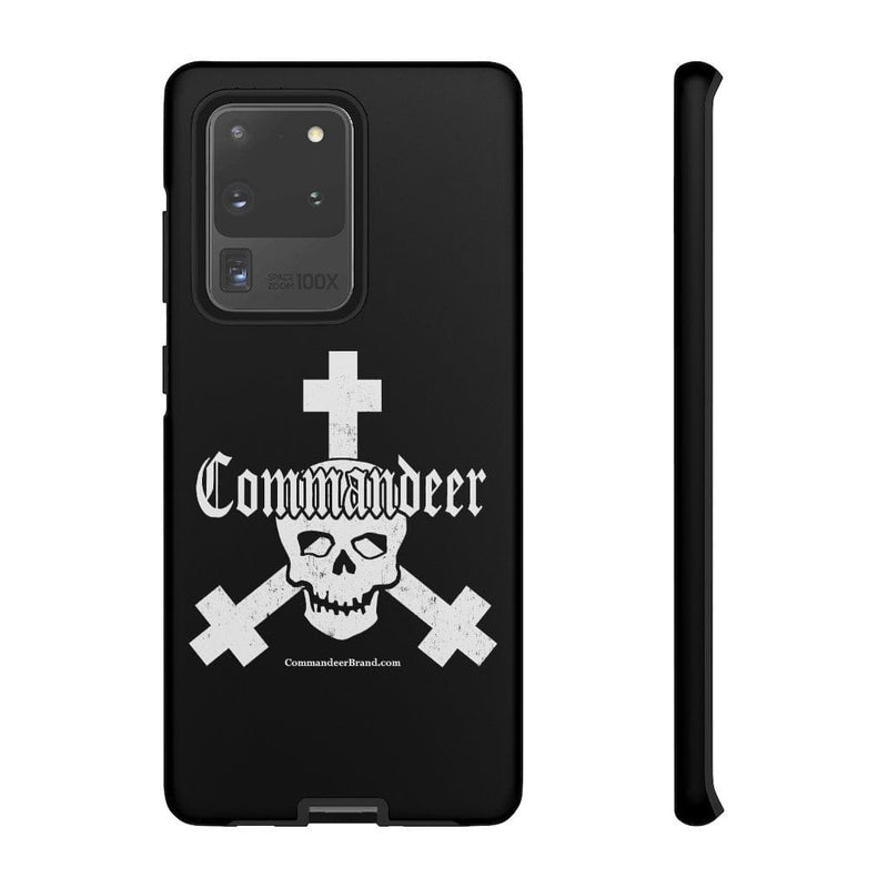 Printify Phone Case Samsung Galaxy S20 Ultra / Matte Commandeer Brand Logo Phone Case