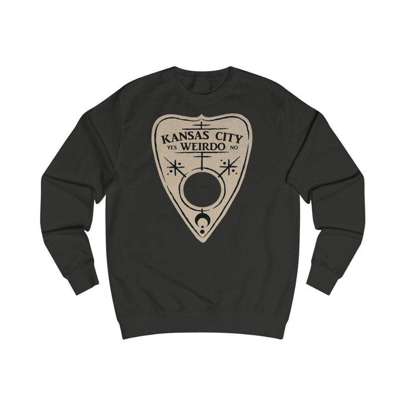 Printify Sweatshirt Jet Black / L KC Weirdo Sweatshirt