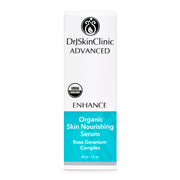 Organic Skin Nourishing Serum - USDA