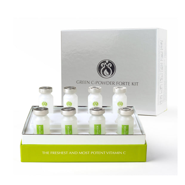 Green C-Powder Forte Kit