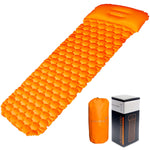Sunflower Musk Inflatable Sleeping Pad with Adjustable Pillow