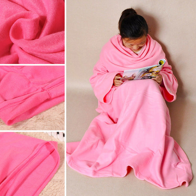 Cozy Wearable Blanket - Sunflower Musk