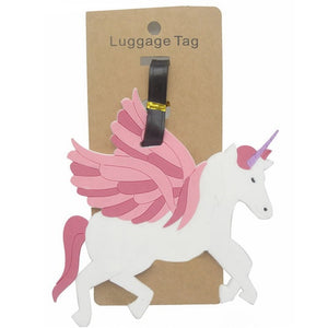 Unicorn Luggage Tag - Sunflower Musk