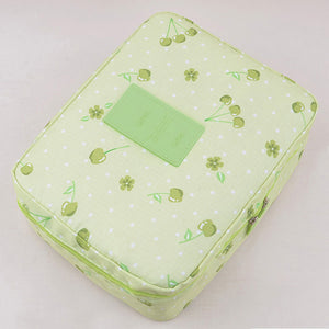 Cosmetic Beauty Case - Sunflower Musk