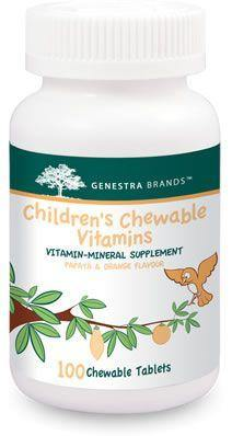 Children's Chewable - Holistic United