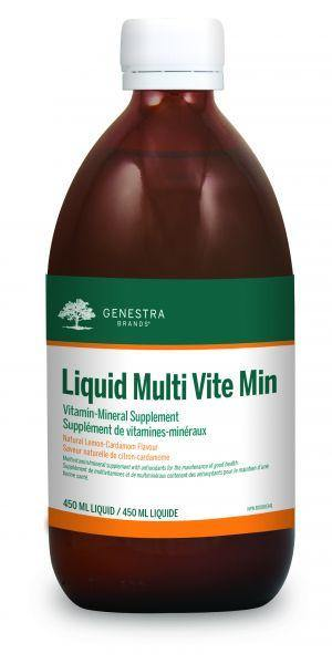 Liquid Multi Vite Min - Holistic United