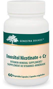 Inositol Nicotinate + Cr - Holistic United