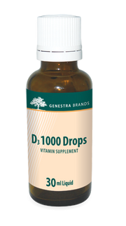 D3 1000 Drops - Holistic United
