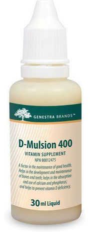 D-Mulsion 400 - Holistic United