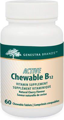 Active Chewable B12 - Holistic United