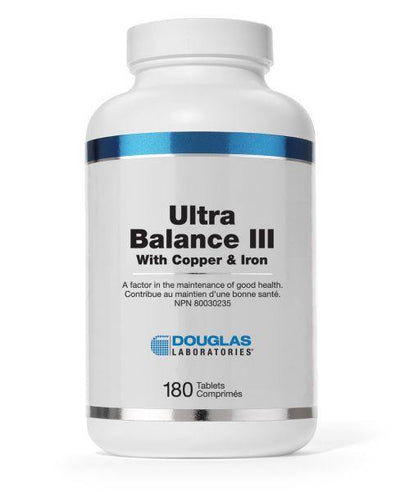 ULTRA BALANCE® III WITH COPPER AND IRON - Holistic United