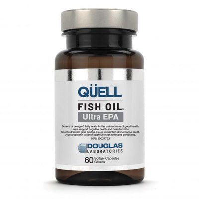 QÜELL FISH OIL® HIGH EPA - Holistic United