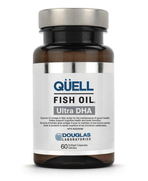 QÜELL FISH OIL® HIGH DHA - Holistic United