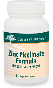 Zinc Picolinate Formula - Holistic United