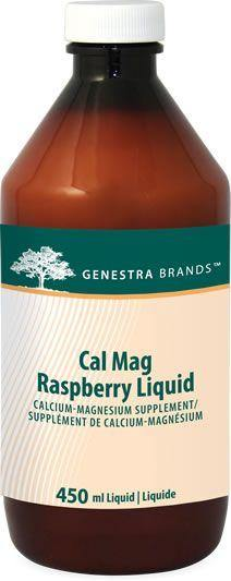 Cal Mag Raspberry Liquid - Holistic United