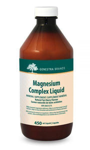 Magnesium Complex Liquid - Holistic United